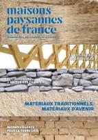 Matériaux traditionnels, matériaux d'avenir : dans le n°208 de la revue MPF !
